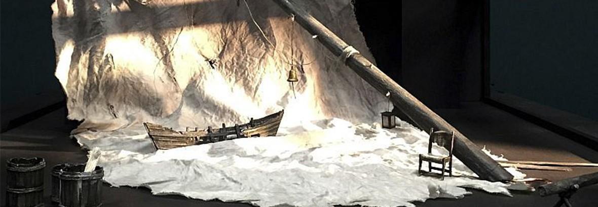 Театр Вахтангова приглашает посмотреть Грозу