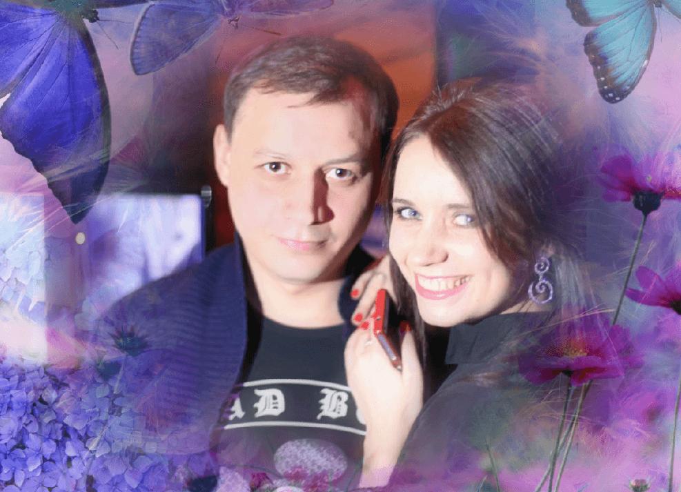День рождения Елены Аджей