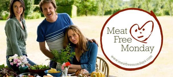 Стелла Маккартни призвала отказаться от мяса на один день