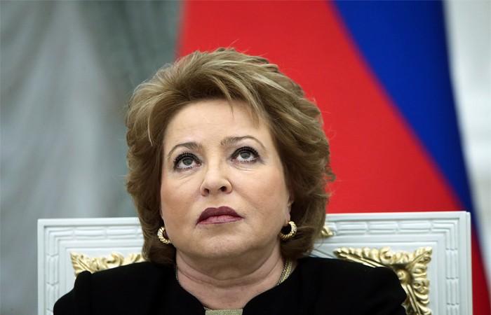 Валентина Матвиенко хочет организовать министерство будущего и министерство счастья