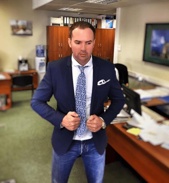 Адвокат Жорин порадовал своих поклонников новым пиар проектом