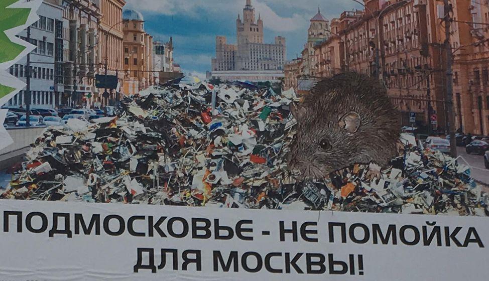 «Альянс Зеленых» оригинально привлекает внимание властей к мусорной проблеме