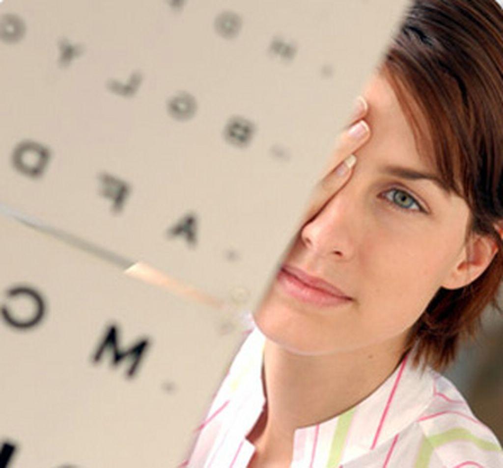 В России снижается число заболеваний глаз