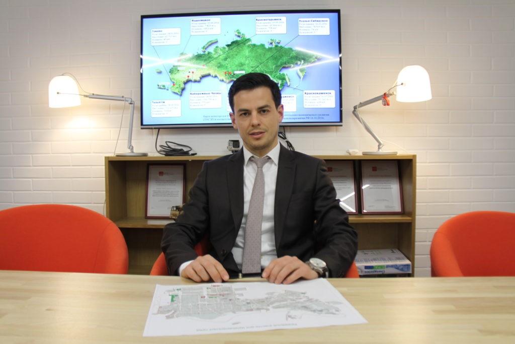 Эльдар Тимергалиев рассказал об итогах первого года существования ТОСЭР в Набережных Челнах