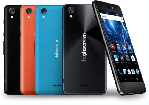 Бренд Highscreen презентовал смартфоны RAZAR и RAZAR Pro