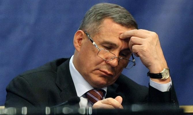 Кремль включил президента Татарстана Минниханова в число идеальных руководителей регионов