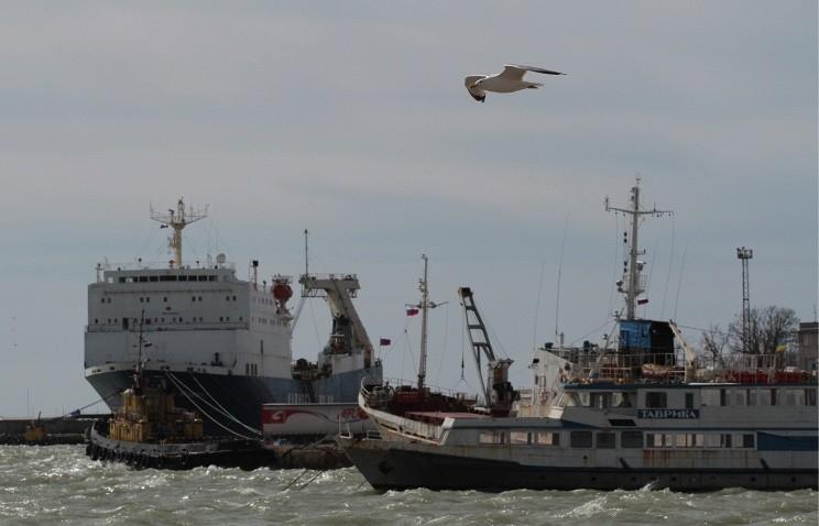 Взятые «с потолка» штрафы ФАС грозят закрытию российских портов