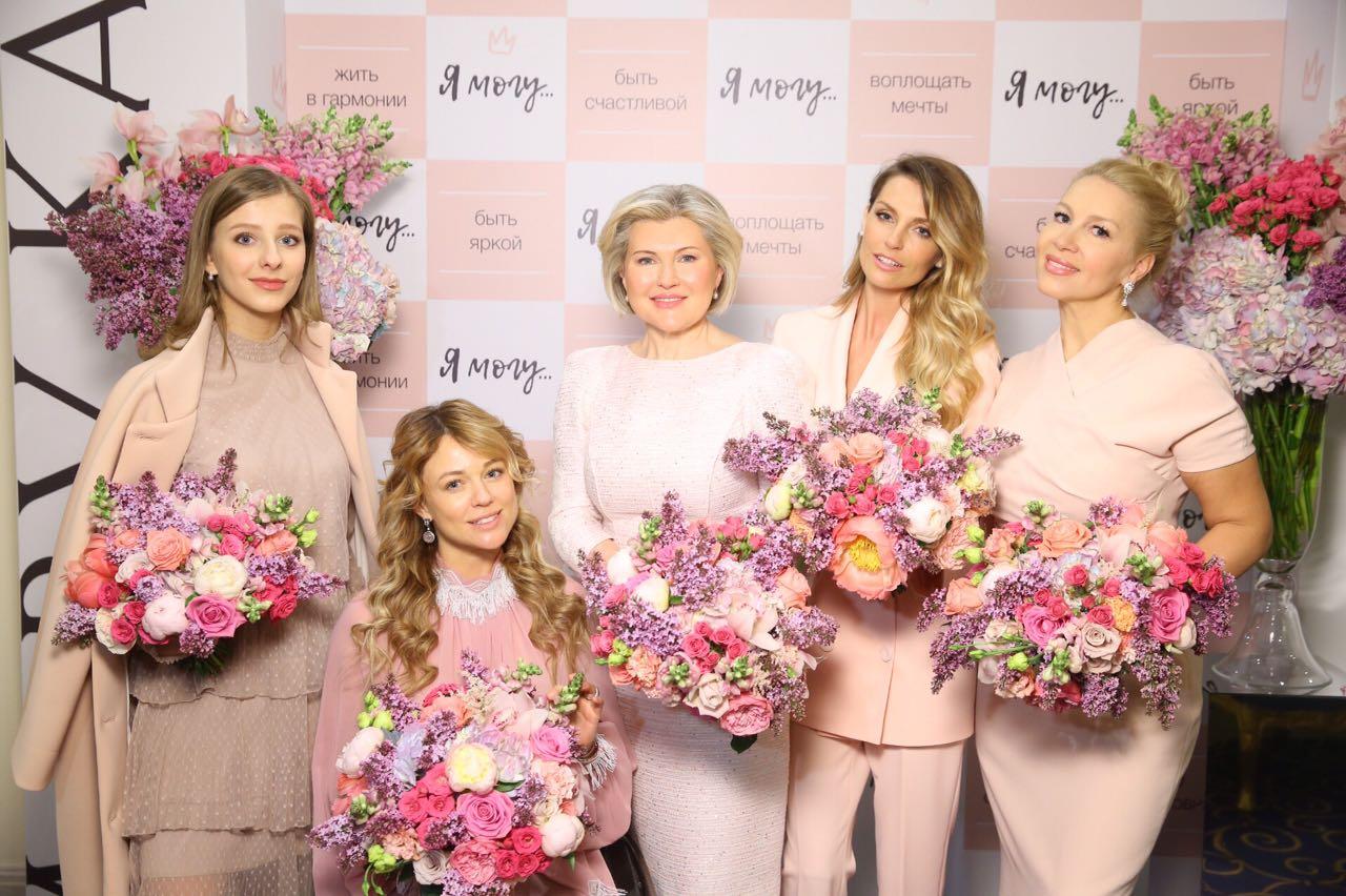 Компания Mary Kay объявляет о старте социальной кампании «Я горжусь своей подругой»