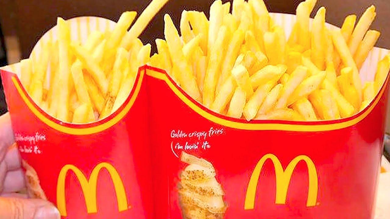 «Макдоналдс» доставит свою продукцию на дом за 30 минут