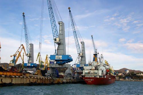 «Тольяттиазот» к 2020 г. введет в эксплуатацию морской порт «Тамань»