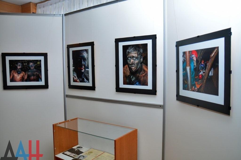 В ЦДХ проводится уникальная выставка «Гордость России – Шахтеры»