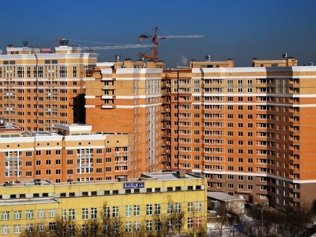 Власти Москвы уверены, что ЖК «Царицыно» будет достроен