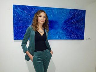 Энергия в картинах Анастасии Щипановой