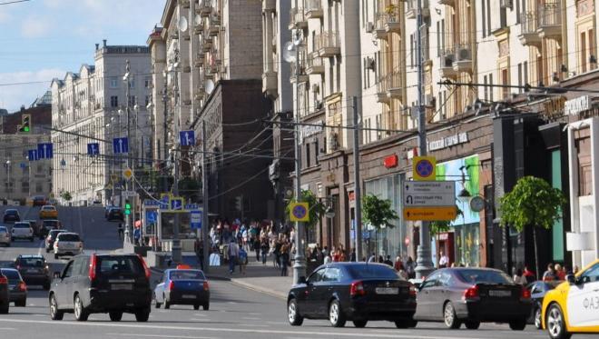 Московская недвижимость на благоустроенных улицах прибавляет в стоимости 20%