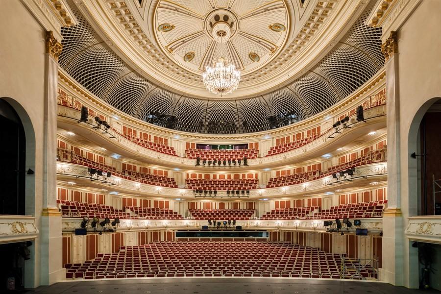 Берлинская государственная опера открывается после реставрации к 275-му юбилею