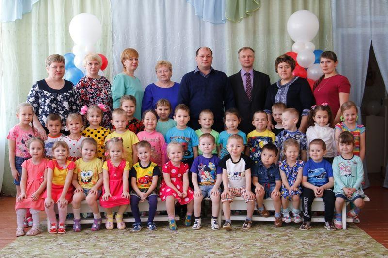 В поселке Шерловая Гора благодаря СУЭК открылся после капитального ремонта детский сад