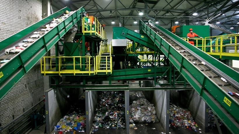 В Московской области построят четыре мусоросжигательных завода