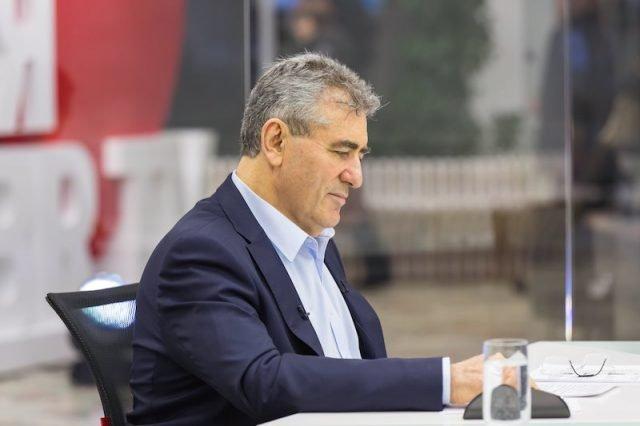 Исаак Калина дал ответы на вопросы учителей в прямом эфире МосОбрТВ