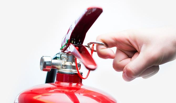 Столица уделяет повышенное внимание модернизации систем противопожарной безопасности в школах