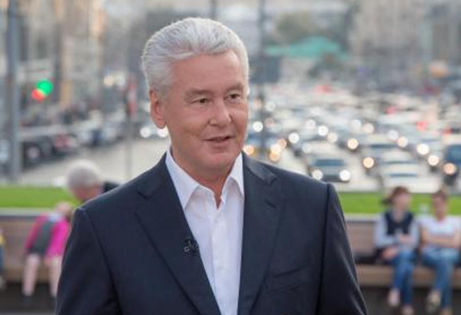 Мэр Москвы Собянин отозвался об уличных фестивалях столицы, как о чуде