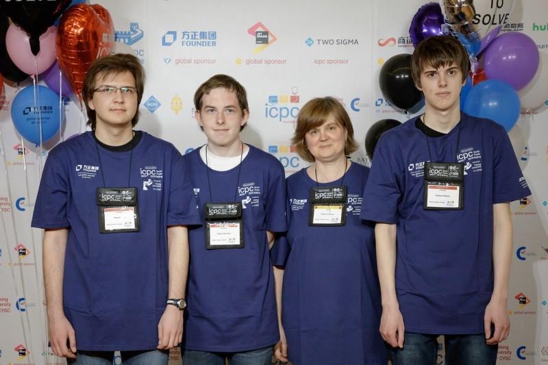 Российские студенты произвели фурор на чемпионате мира по программированию