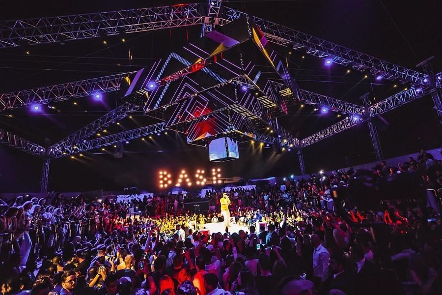 Дубайский суперклуб BASE организует в Москве серию эксклюзивных мероприятий