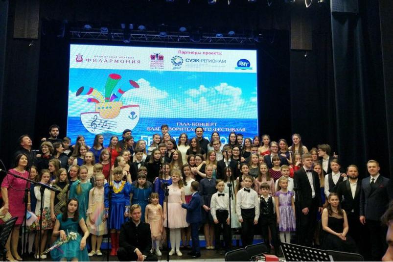 СУЭК провела благотворительный фестиваль для детей с ограниченными возможностями