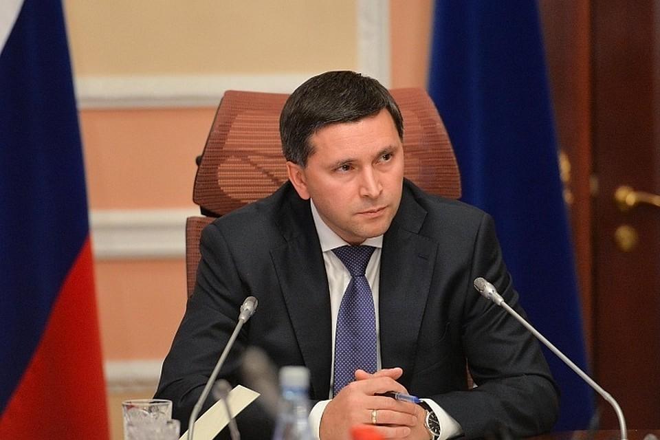 Дмитрий Кобылкин анонсировал намерения Ямала бороться за проведение Арктических Игр