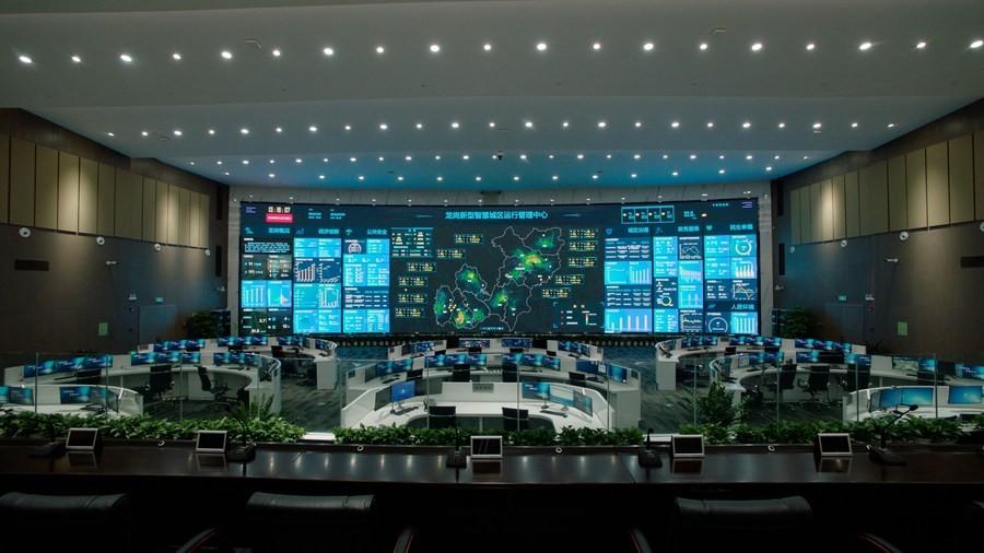 Дисплейной системой NPP LED от Absen оснастили ЛОЦ в Шэньчжэне