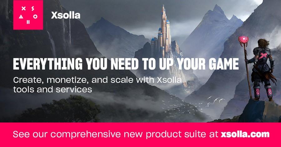 Крупнейшую B2B-кампанию выводит на рынок видеоигр компания Xsolla