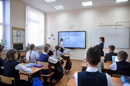За развитие «МЭШ» учителям Москвы дают ежемесячную городскую надбавку