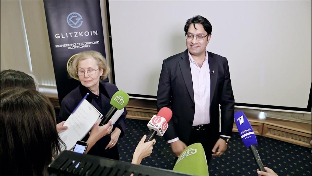 Состоялась презентация первого алмазного блокчейн-проекта GLITZKOIN