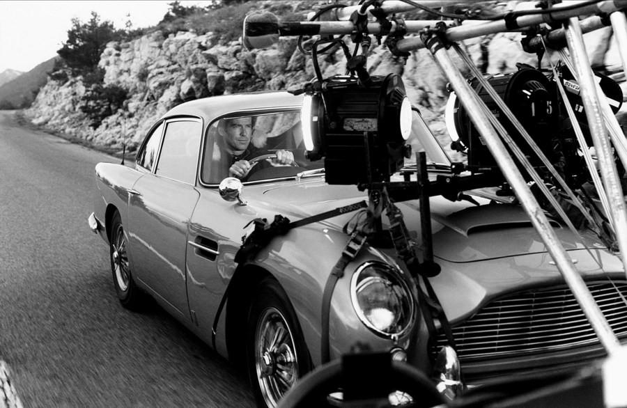 SPYSCAPE стала владельцем автомобиля Aston Martin DB5 Джеймса Бонда