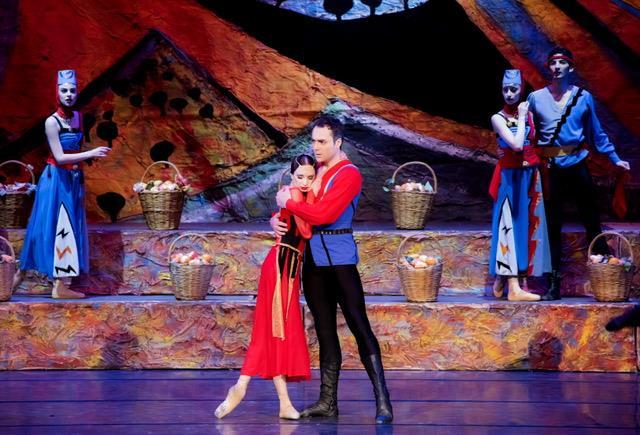 Один из лучших спектаклей Ереванского театра оперы и балета состоится на сцене Большого театра