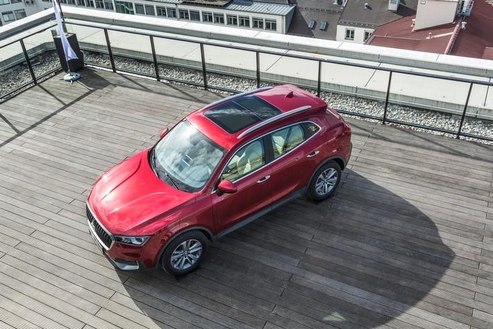 AUTODIS ESCH / MERSCH объявлена дистрибьютором Borgward в Люксембурге