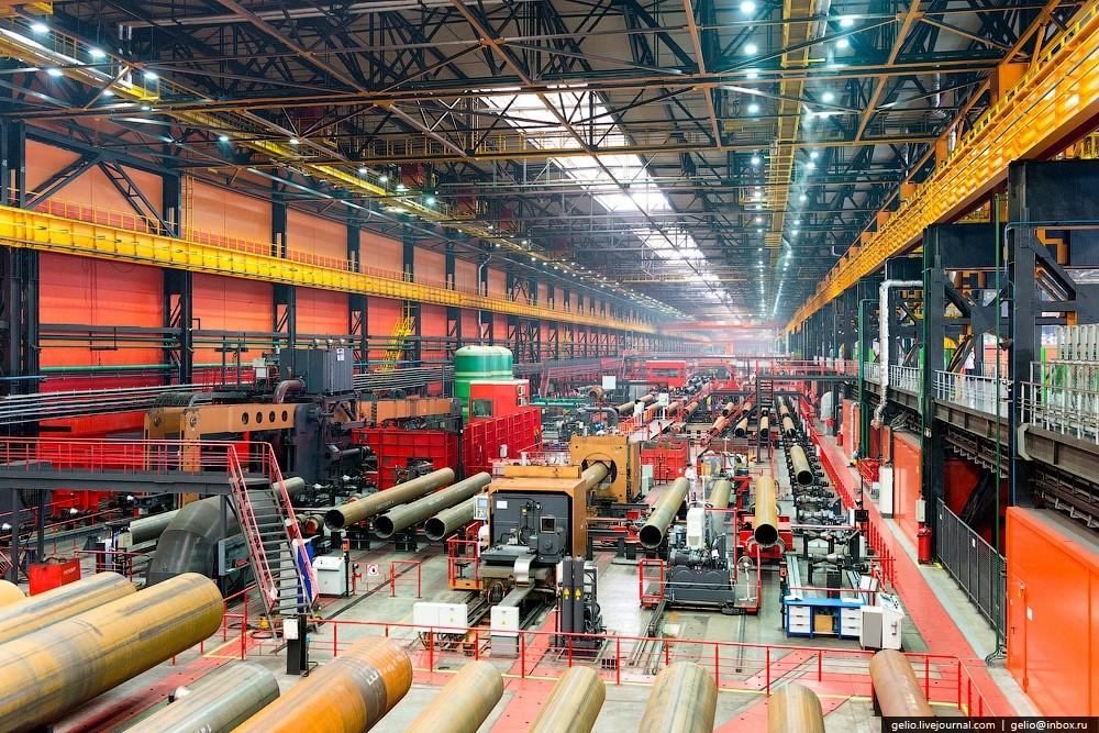 ЯНАО остается лидером промышленного роста среди субъектов Урало-Западносибирского макрорегиона