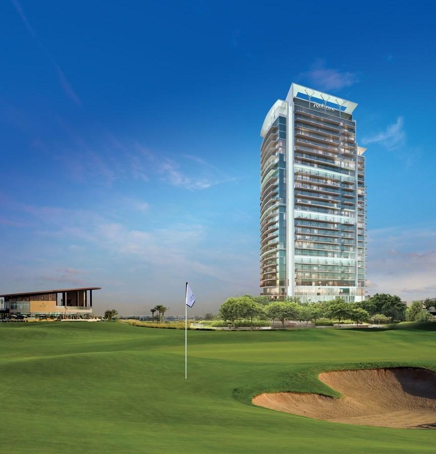 Radisson Hotel, Dubai DAMAC Hills построят DAMAC Properties и Radisson Hotel Group