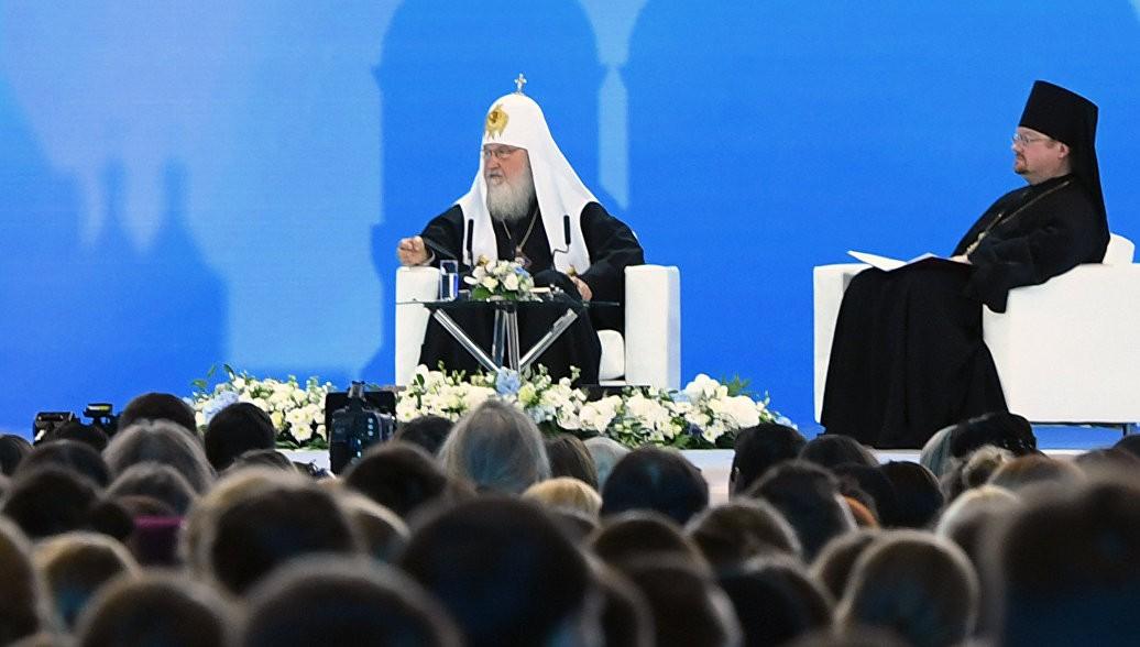 III Православный молодежный форум откроет Патриарх Кирилл
