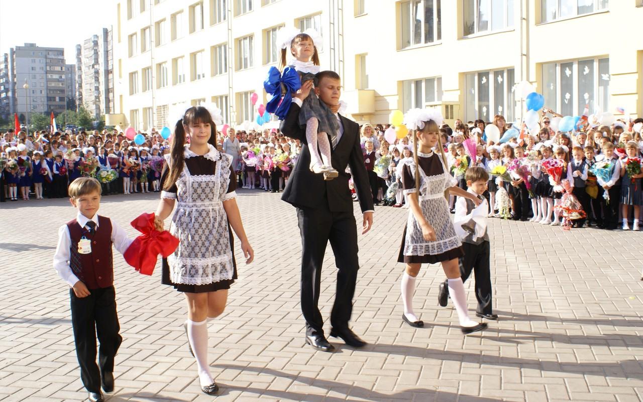 Исаак Калина: 3 сентября — начало учебных занятий в московских школах