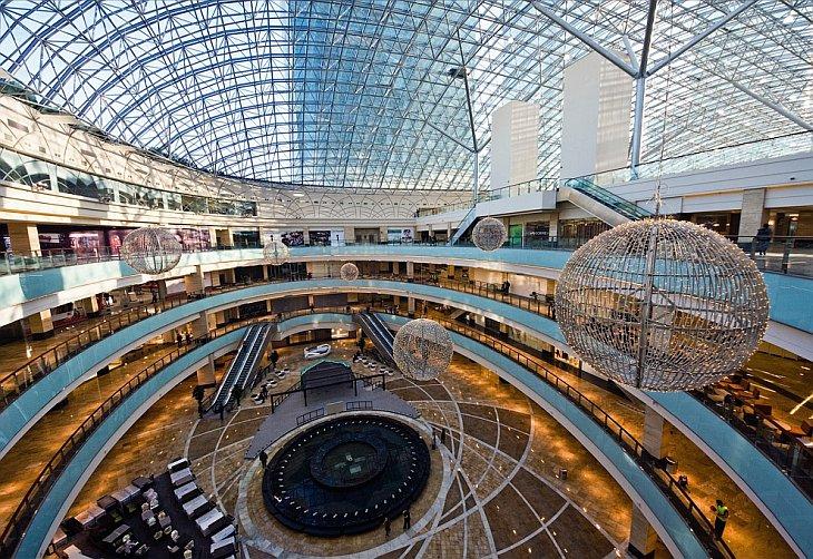 Торговые центры фиксируют увеличение потока покупателей – Владимир Ефимов