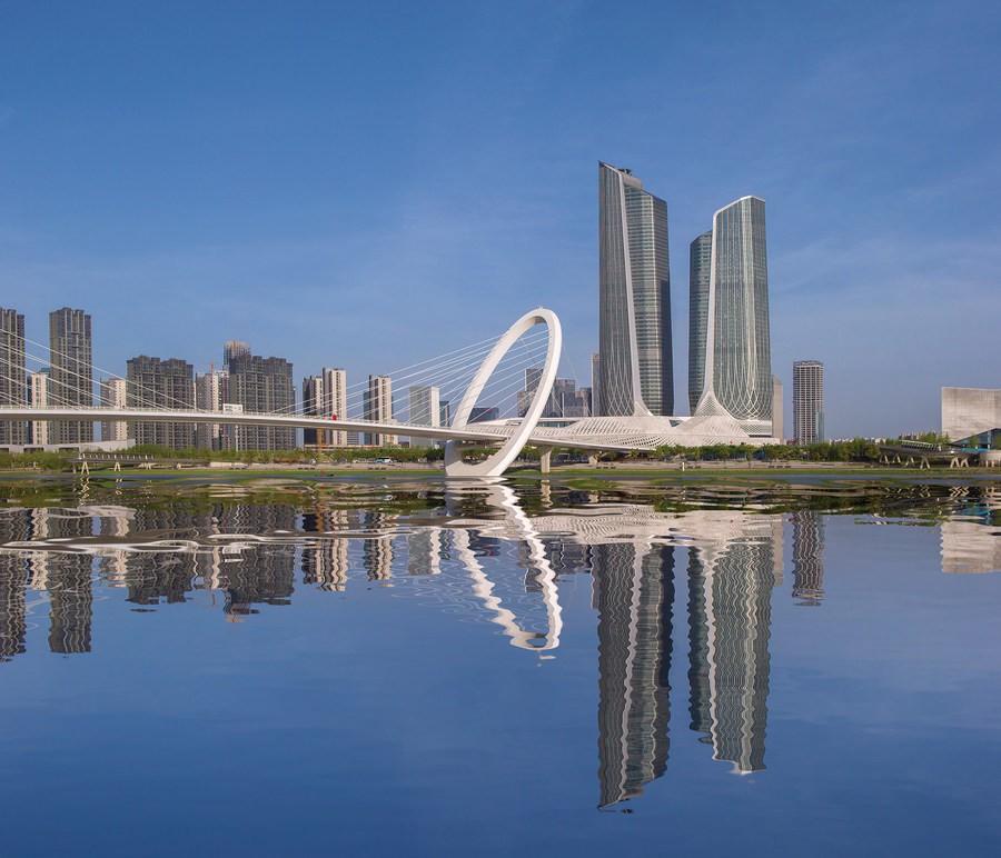 Открытие отеля Jumeirah Nanjing будет способствовать развитию туризма в Нанкине