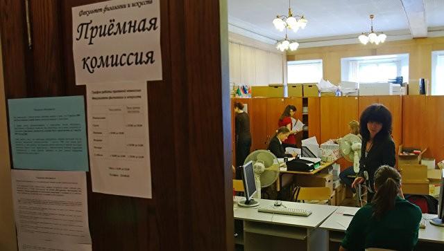 Московские вузы фиксируют увеличение доли столичных студентов