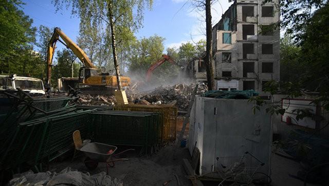 Андрей Бочкарев: строительный мусор от реновации сохранится в Московском регионе