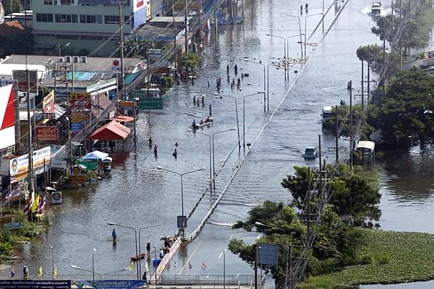Эксперты Orb Media представили отчет о влиянии повышения уровня моря