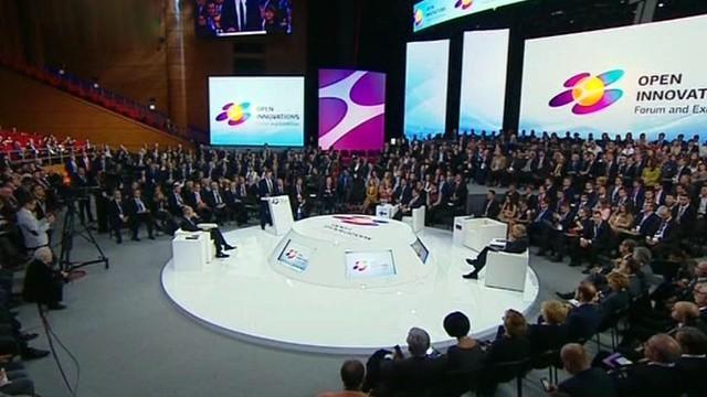 Москва готовится к участию в форуме «Открытые инновации»