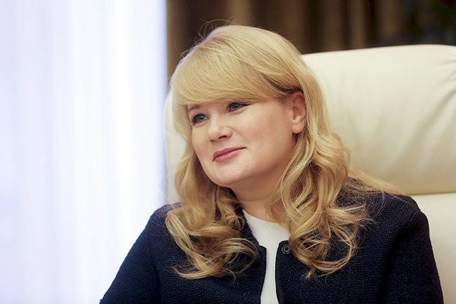 Представитель мэра Москвы Наталья Сергунина выступила в Московской гордуме