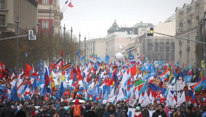 Наталья Сергунина подытожила проведение фестиваля «Дня народного единства» в Москве