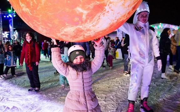 Наталья Сергунина: пять площадок ВДНХ выступят местом празднования Нового года