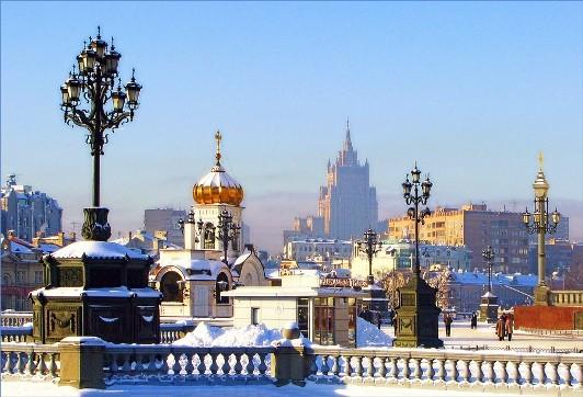 Наталья Сергунина рассказала о загрузке столичных гостиниц на Новый год