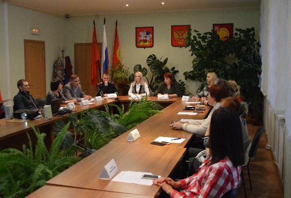 Департамент образования проведет пресс-конференцию с представителями СМИ
